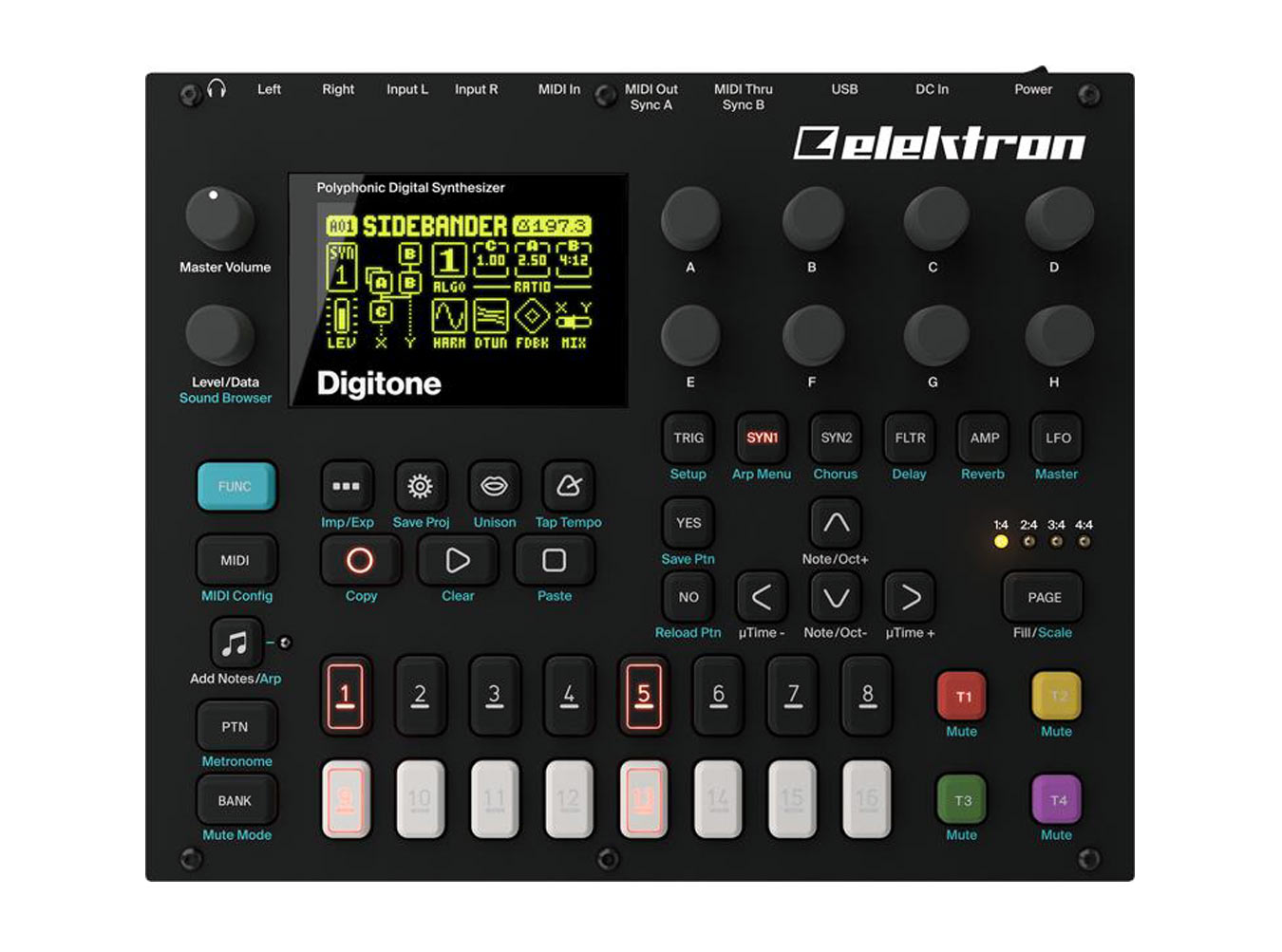 A Synthesizer that would redefine FM synthesis