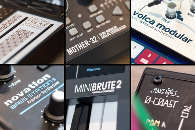 Best Synths for Beginners