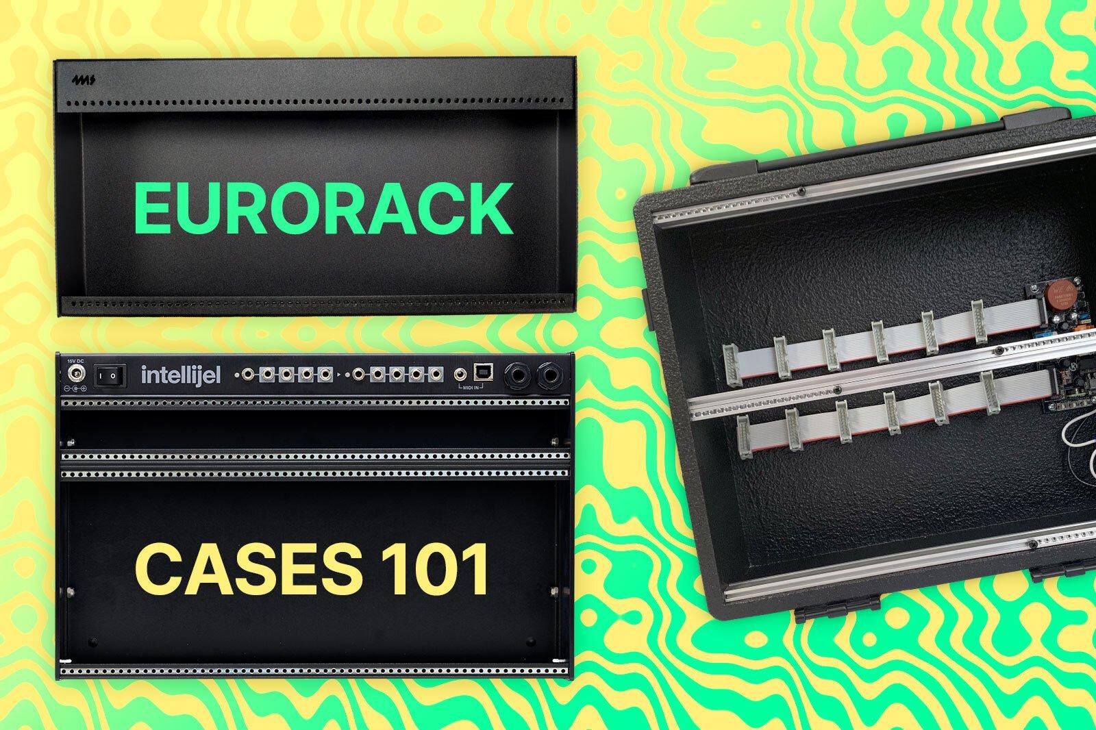 Eurorack Modular Case Basics