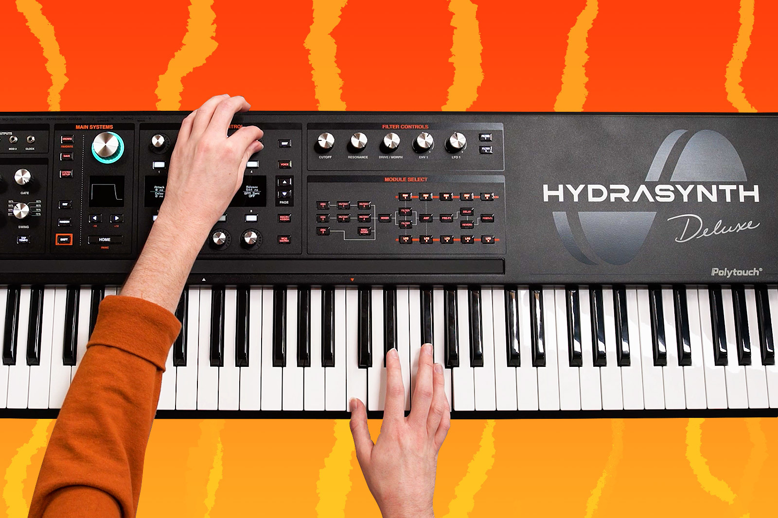 Hot Sound Design Tips for the ASM Hydrasynth