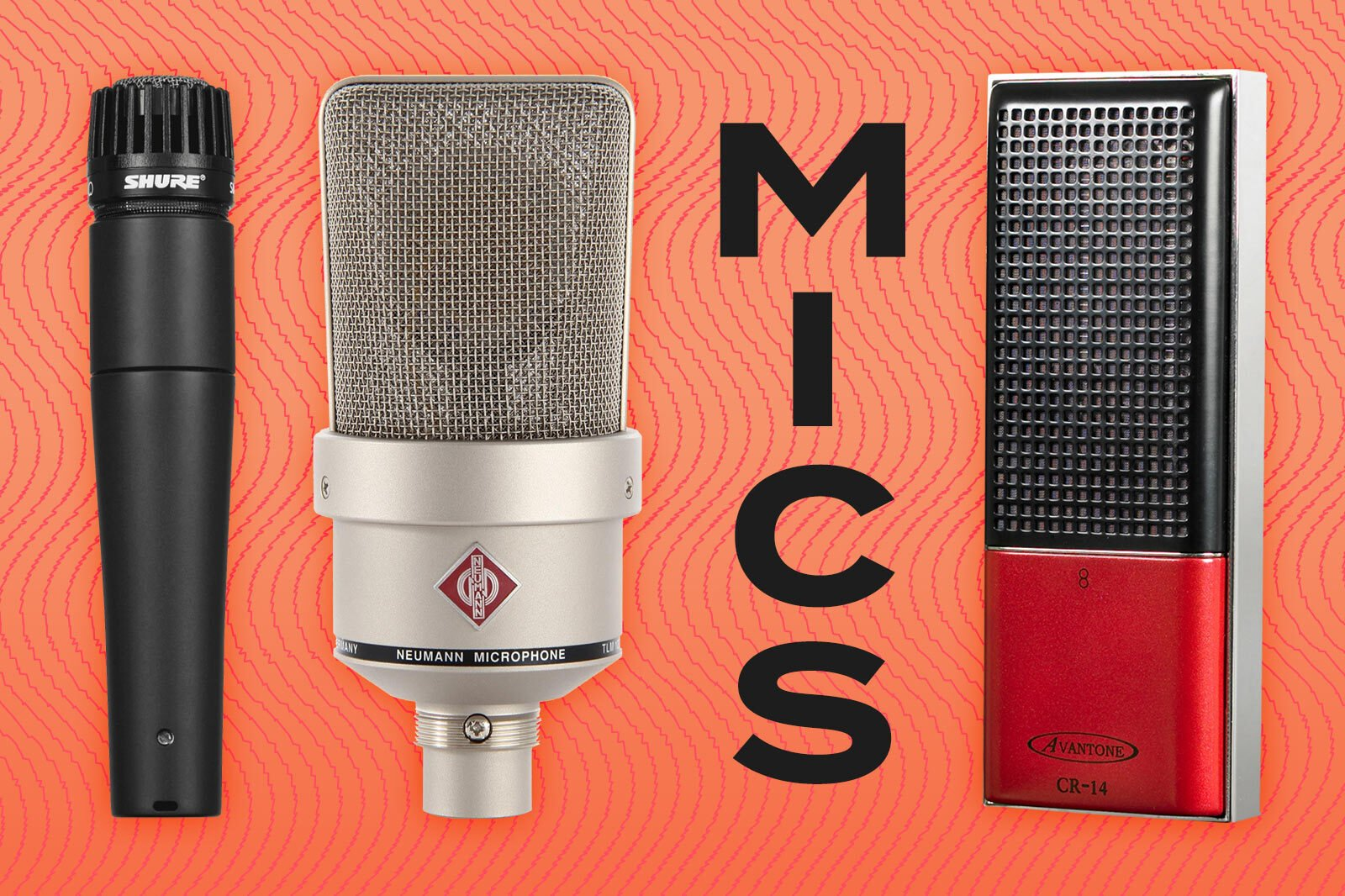 Microphone Types Explained