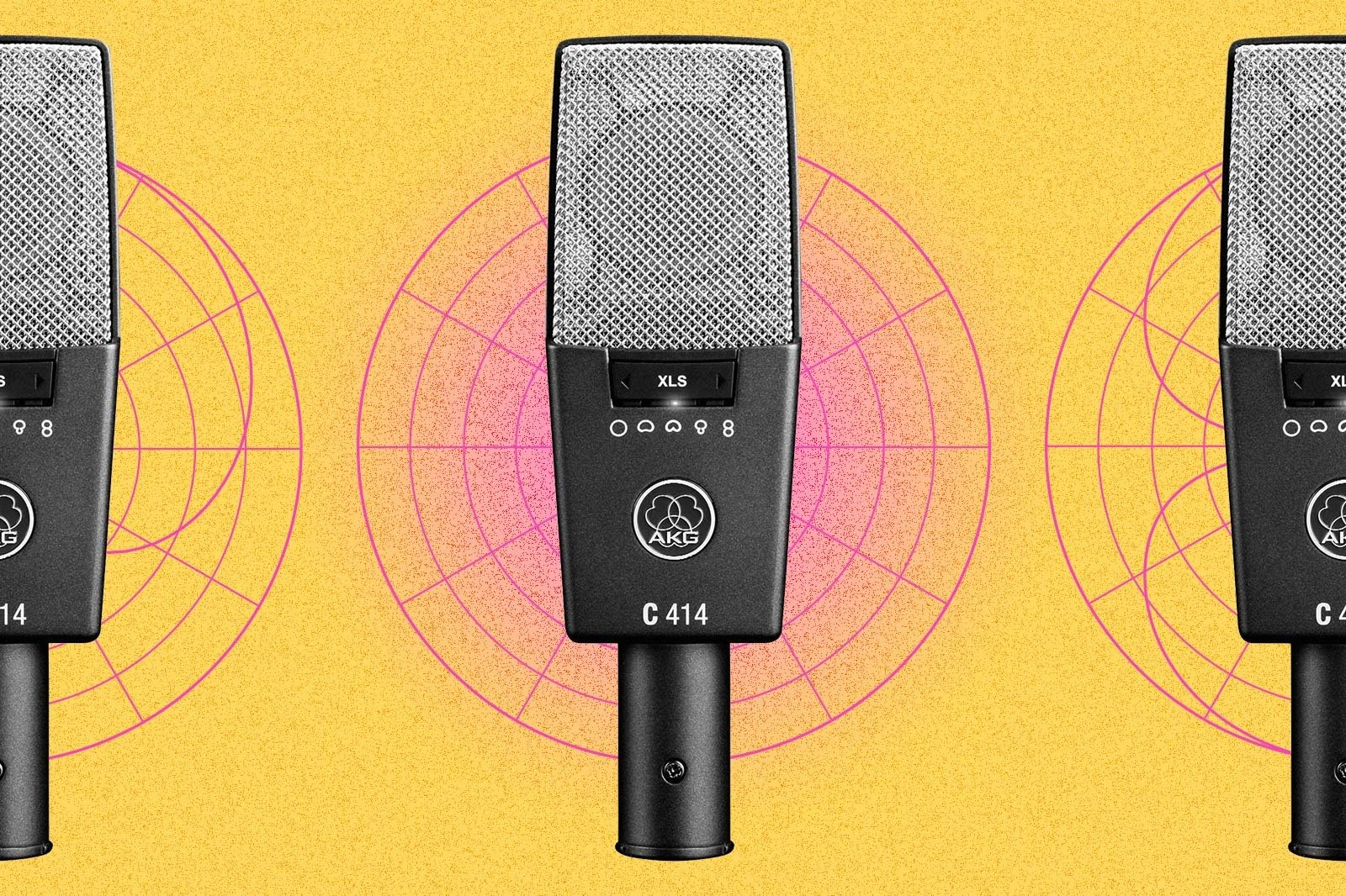 Microphone Polar Patterns Explained