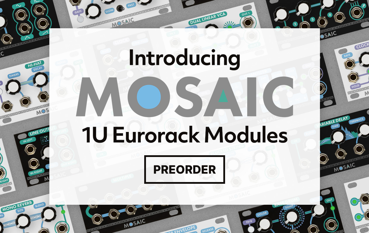 Mosaic 1U
