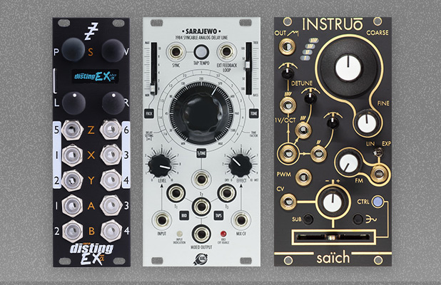 Eurorack Synthesizers