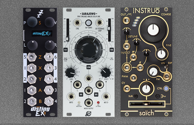 Eurorack Synthesizers
